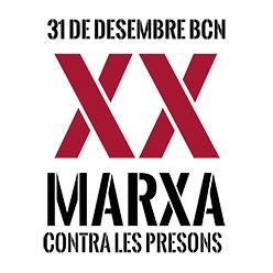 Marxa contra les presons i en solidaritat amb les persones preses